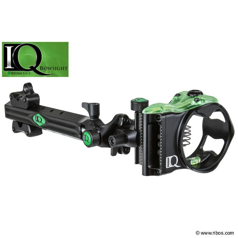 IQ Micro Sight Retina Lock