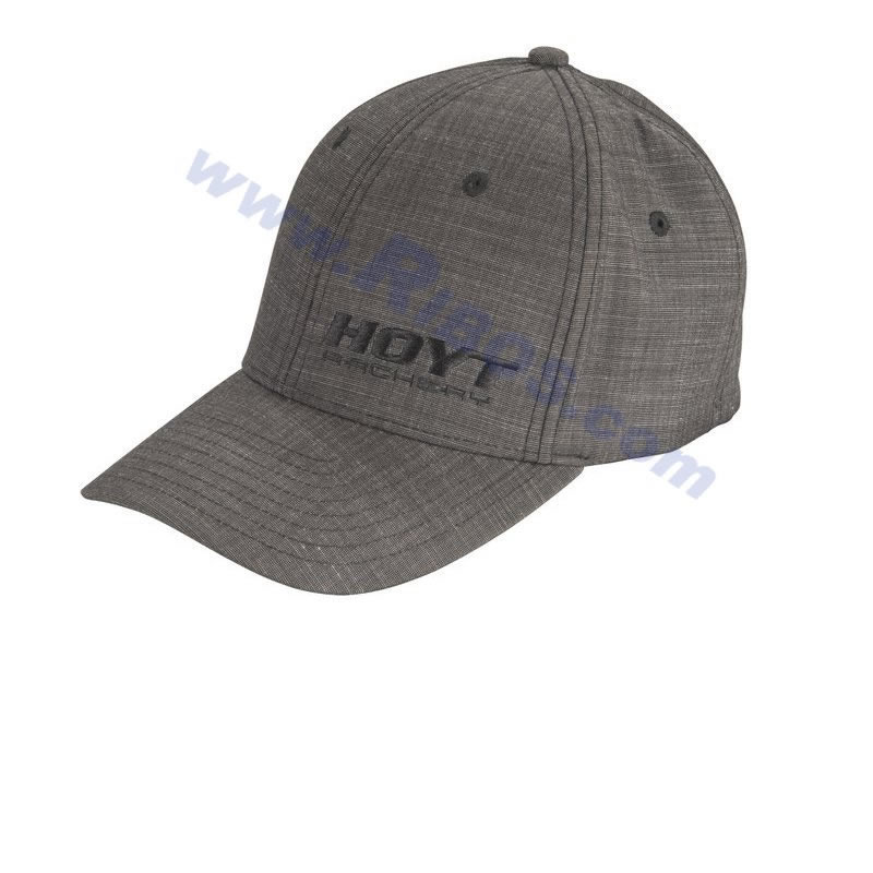 fea8da42dbd Hoyt Cap Fitted BlackOut