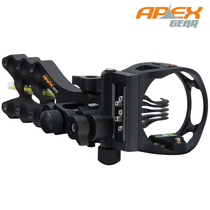 APEX SIGHT GAMECHANGER 5P+LIGHT BK